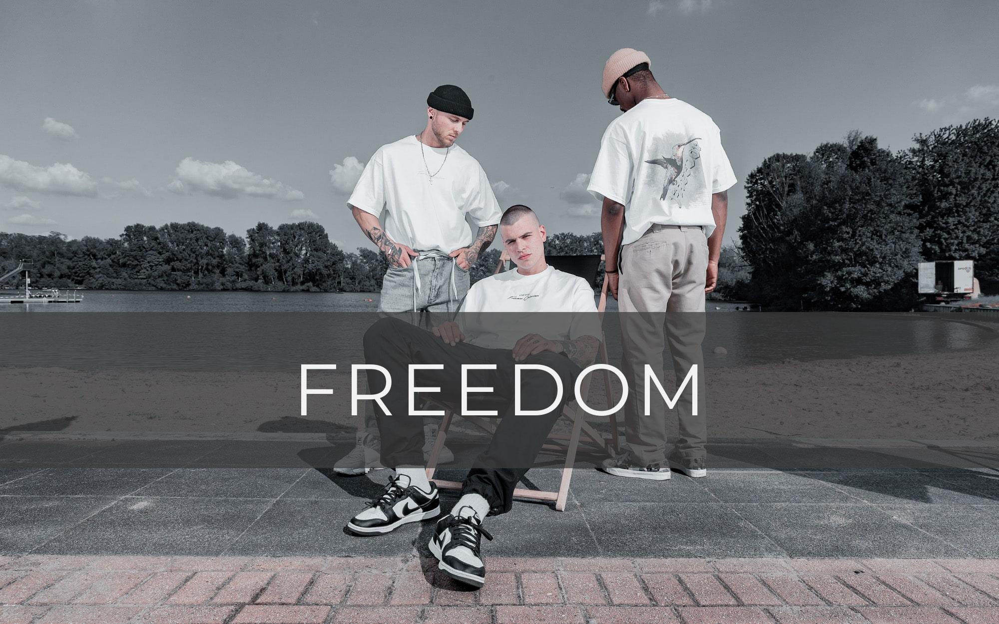 Freedom - Lookbook - Image